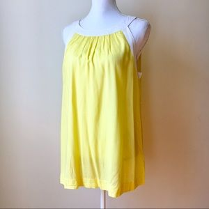A Pea in the Pod | Yellow Tank Top Blouse